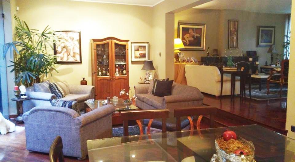 Alquiler de Casa en Magdalena Del Mar, Lima - amoblado
