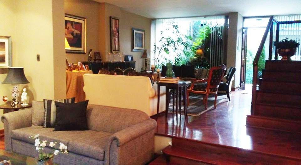 Alquiler de Casa en Magdalena Del Mar, Lima - con 2 cuarto servicio