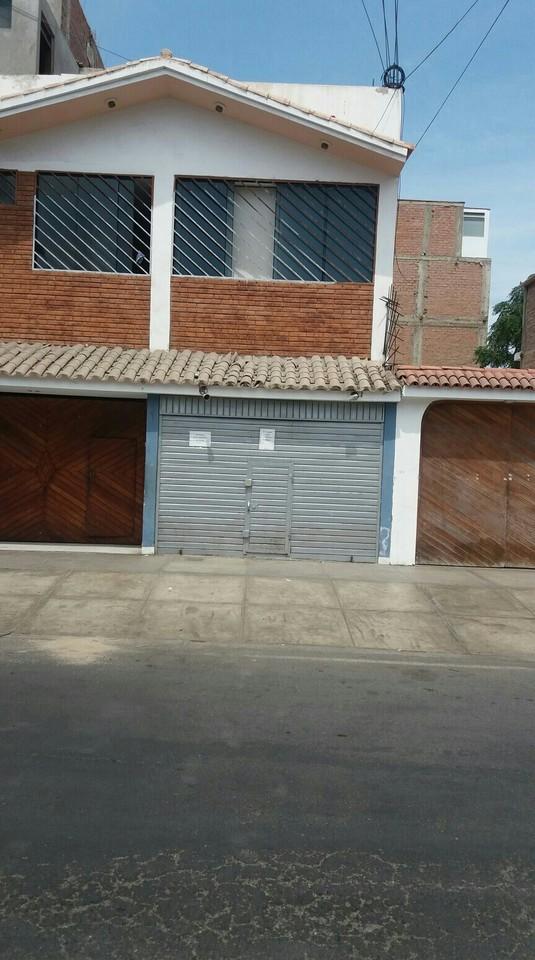 Alquiler de Local en Chorrillos, Lima con 1 baño
