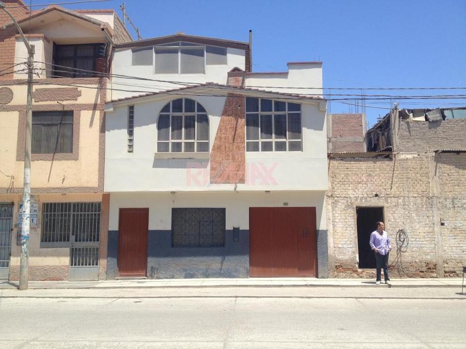 Venta de Casa en Jose Leonardo Ortiz, Lambayeque - vista principal