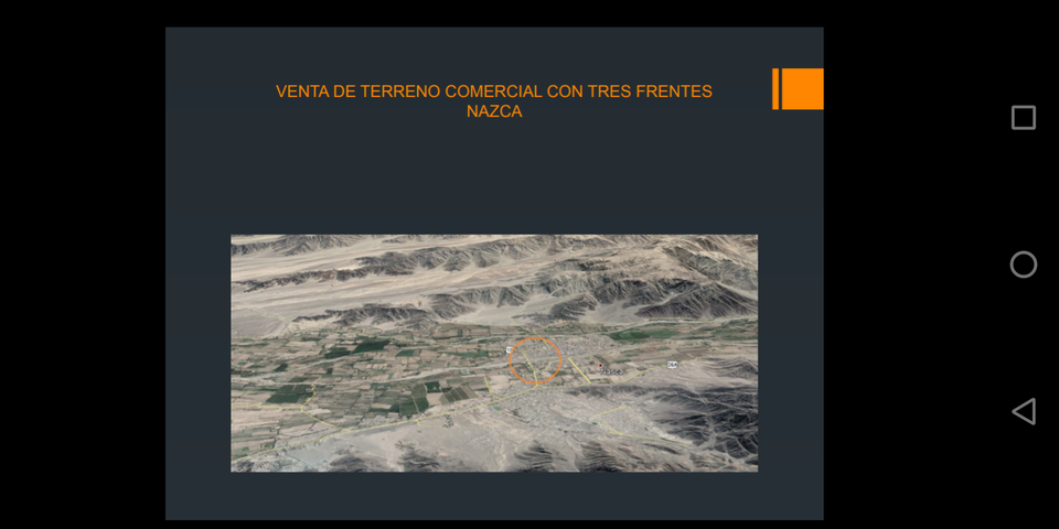 Venta de Local en Nazca, Ica 2600m2 area total - vista principal