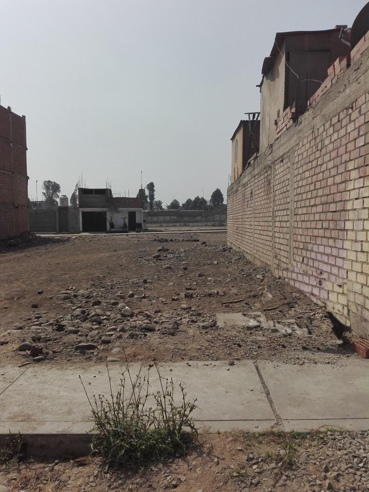 Venta de Terreno en Carabayllo, Lima 108m2 area total