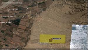 Venta de Terreno en El Carmen, Ica 8000m2 area total - vista principal