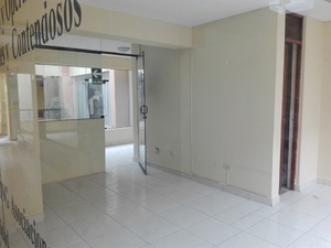 Alquiler de Oficina en Arequipa con 1 baño 36m2 area total - vista principal