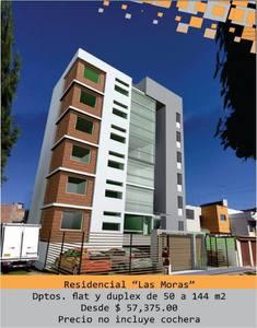 Venta de Departamento en Arequipa en el 7 piso con comedor - vista principal