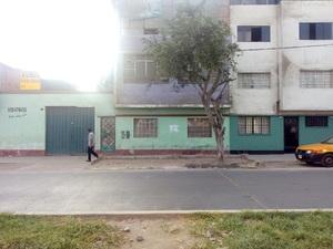 Venta de Terreno en La Victoria, Lima 330m2 area total - vista principal