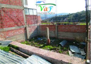 Venta de Terreno en San Sebastian, Cusco 120m2 area total - vista principal