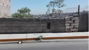 Venta de Terreno en Jose Luis Bustamante Y Rivero, Arequipa 123m2 area total - vista principal