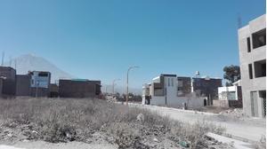 Venta de Terreno en Cerro Colorado, Arequipa 158m2 area total - vista principal