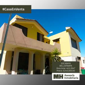 Venta de Casa en Socabaya, Arequipa con 4 dormitorios - vista principal