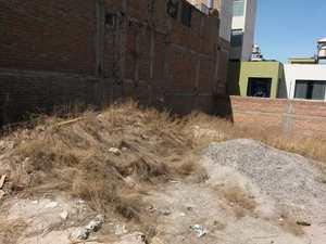 Venta de Terreno en Cerro Colorado, Arequipa 180m2 area total - vista principal