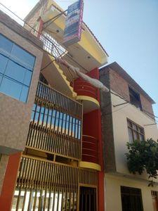 Venta de Local en La Victoria, Lambayeque con 16 baños - vista principal