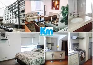 Venta de Departamento en Miraflores, Lima con 1 dormitorio - vista principal
