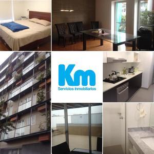 Venta de Departamento en Miraflores, Lima con 2 dormitorios - vista principal