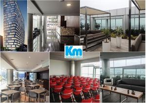 Alquiler de Oficina en Magdalena Del Mar, Lima 726m2 area total - vista principal