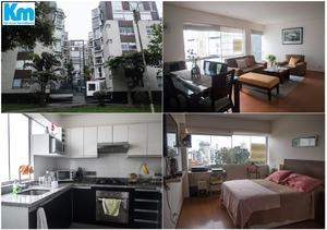 Venta de Departamento en Barranco, Lima con 2 dormitorios - vista principal
