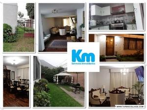 Alquiler de Casa en Santiago De Surco, Lima con 3 dormitorios - vista principal