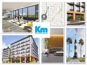 Venta de Departamento en Miraflores, Lima 99m2 area total - vista principal