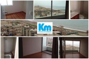 Alquiler de Departamento en San Miguel, Lima con 2 dormitorios - vista principal