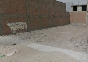 Venta de Terreno en Lurigancho, Lima 140m2 area total - vista principal