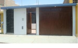 Venta de Casa en Chiclayo, Lambayeque con 2 dormitorios - vista principal