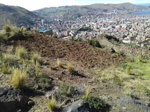 Venta de Terreno en Puno 200m2 area total estado Entrega inmediata - vista principal