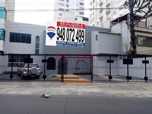 Alquiler de Local en Lince, Lima con 10 baños - vista principal