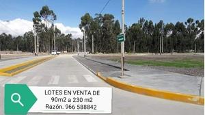 Venta de Terreno en Huancayo, Junin 90m2 area total - vista principal