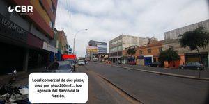 Alquiler de Local en La Victoria, Lima con 4 baños - vista principal
