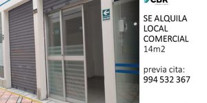 Alquiler de Oficina en Jesus Maria, Lima con 2 baños - vista principal