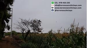 Venta de Terreno en Chiclayo, Lambayeque 52500m2 area total - vista principal