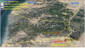 Venta de Terreno en Reque, Lambayeque 126029m2 area total - vista principal