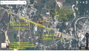 Venta de Terreno en Morales, San Martin 5530m2 area total - vista principal