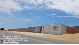Venta de Local en Chiclayo, Lambayeque 10900m2 area total - vista principal
