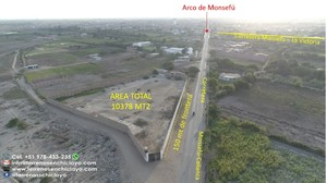 Venta de Local en Chiclayo, Lambayeque 1378m2 area total - vista principal