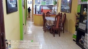 Venta de Casa en Chiclayo, Lambayeque con 6 dormitorios - vista principal
