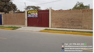 Venta de Local en La Victoria, Lambayeque 760m2 area total - vista principal