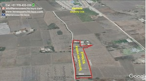Venta de Terreno en Chiclayo, Lambayeque 9170m2 area total - vista principal