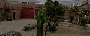 Venta de Terreno en Lurigancho, Lima 1500m2 area total - vista principal
