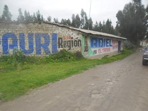 Venta de Terreno en Huancayo, Junin 11300m2 area total - vista principal