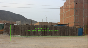 Venta de Terreno en Pachacamac, Lima 240m2 area total - vista principal