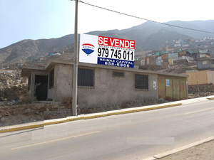 Venta de Terreno en Pachacamac, Lima 1250m2 area total - vista principal