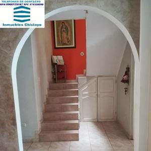 Venta de Casa en Chiclayo, Lambayeque 131m2 area total - vista principal