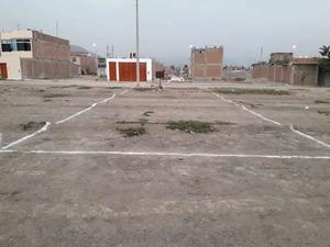 Venta de Terreno en Lurin, Lima 120m2 area total - vista principal