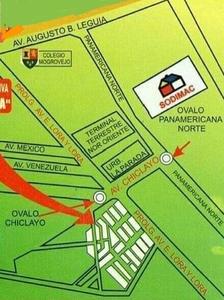 Venta de Terreno en Jose Leonardo Ortiz, Lambayeque 120m2 area total - vista principal