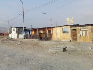 Venta de Terreno en Lima 160m2 area total 160 metros fondo - vista principal