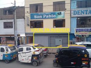 Alquiler de Local en Villa Maria Del Triunfo, Lima 120m2 area total - vista principal