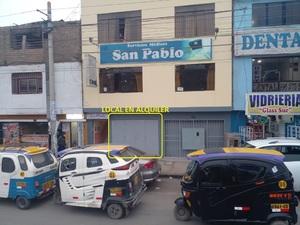 Alquiler de Local en Villa Maria Del Triunfo, Lima 100m2 area total - vista principal
