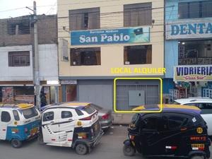 Alquiler de Local en Villa Maria Del Triunfo, Lima 25m2 area total - vista principal
