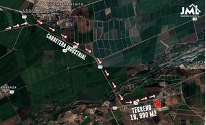 Venta de Terreno en Trujillo, La Libertad 18900m2 area total - vista principal